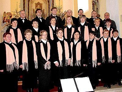 Vánoční koncert v Kameničkách.