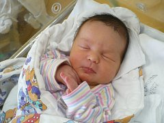 BETTY PEŇÁZOVÁ (3,4 kg a 48 cm) se narodila 20.11. v 8:30 Kateřině a Petrovi z Kladna.