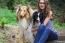 Chovatelka z Luže umí své dva psy roztančit