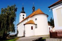 Kostel Hrochův Týnec