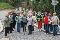 Slovenští senioři návštívili Nasavrky