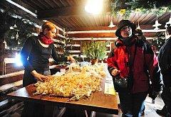 Tradiční vánoční program ve skanzenu na Veselém Kopci i Hlinska.