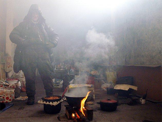 """""""Kometa"""" Ivana Pešková stále vegetuje. Dokonce vařila oběd."""