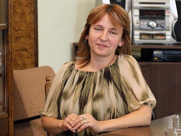 Martina Lacmanová.