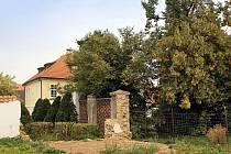 Na místě někdejšího domku zahradníka by mohla vyrůst budova pro spolkovou činnost.