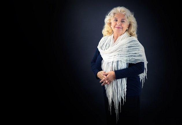 Sopranistka Gabriela Beňačková.