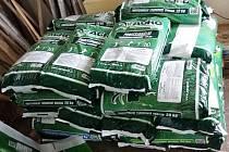 Hnojivo stálo více než 15 tisíc korun