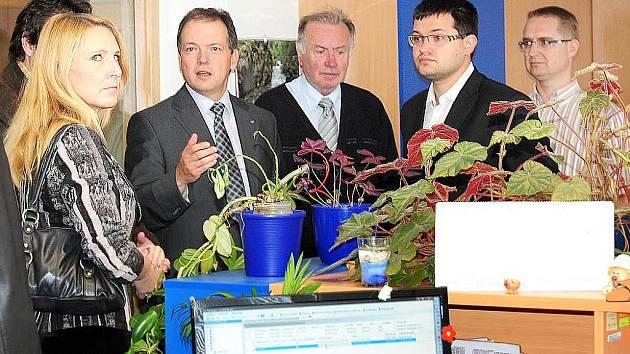 Vodárenská společnost otevřela nové zákaznické centrum.