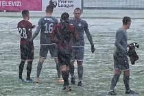 Fotbalová příprava, 1. zápas: Sparta Praha - Chrudim