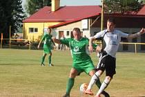 Načešičtí fotbalisté sice bojovali, ale od rezervy Ústí nad Orlicí dostali lekci z produktivity.