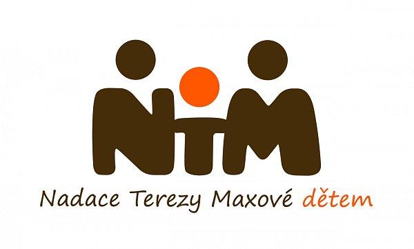 Logo Nadace Terezy Maxové dětem.