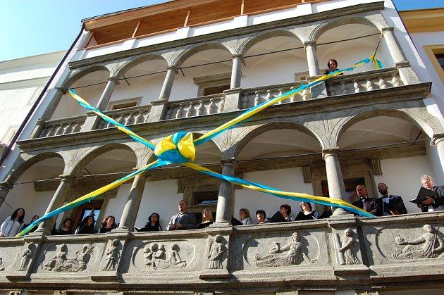 Muzeum loutkářských kultur v Chrudimi.
