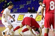 FK ERA-PACK Chrudim porazil Araz Naxcivan 4:3