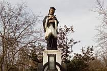 Svatý Jan Nepomucký dohlíží na obyvatele Radlína už téměř 137 let.