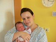 FILIP MALINSKÝ. Markéta a Tomáš z Chrudimi se 12.11. v 15:51 stali poprvé rodiči. Jejich Filip vážil 3,75 kg a měřil 51 cm.