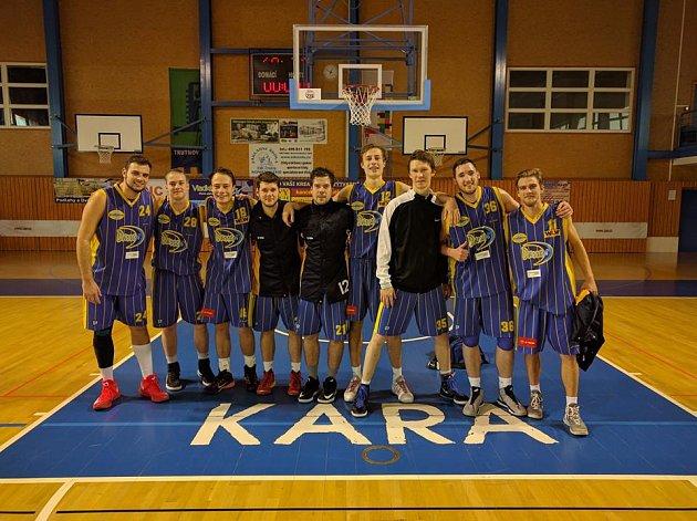 Hráči TJ Sokola BK Chrudim o víkendu vyrazili na venkovní palubovku bojovat o ligové body. To se jim povedlo na výbornou. V obou zápasech zvítězili s více jak 24 bodovým rozdílem.