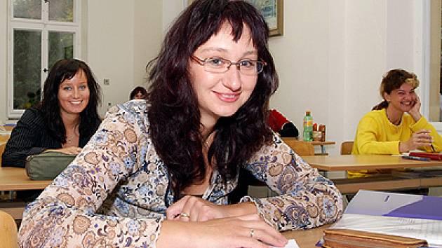 Studenti hradecké univerzity dokončili v Chrudimi první semestry.