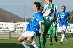 Hlinsko zvítězilo v dalším utkání krajského přeboru v derby ve Stolanech 3:1.