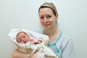 ADÉLA CHLÁDKOVÁ  (47 cm, 2,9 kg) je jméno  druhé dcery Lucie a Jiřího z Vlčnova. Narodila se 20.2. v 8:17. Sestra Lucinka, 3 roky.