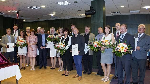 Předávání ocenění bylo součástí konference Odpady a obce, která se uskutečnila v Hradci Králové již po sedmnácté