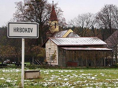 Hrbokov.