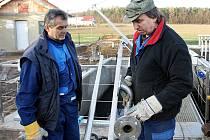 Rekonstrukce čistírny odpadních vod v Rabštejnské Lhotě