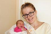 VIKTORIE KŘEPELÁKOVÁ (2,85 kg a 46 cm) – toto jméno vybrali 9.7. v 0:18 pro svou prvorozenou dceru Markéta a Václav z Bítovan.