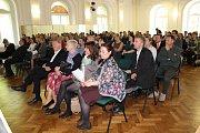 Krajské kolo Středoškolské odborné činnosti na Gymnáziu Josefa Ressela Chrudim