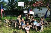 Protesty ve Strkově