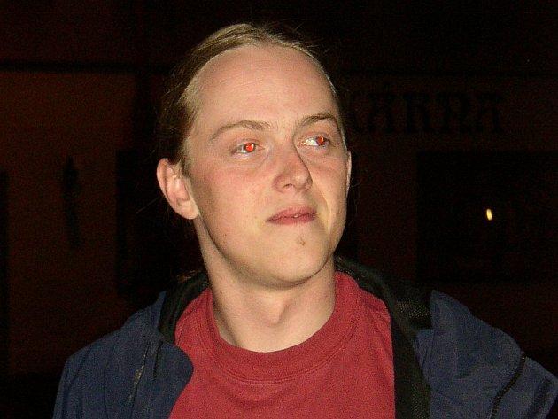 Michal Hrouzek, předseda sdružení Cesta mladé kultury Hlinecka.