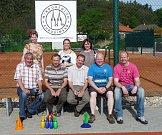 Sportovní hry dětí z mateřských škol mikroregionu Chrudimsku se konaly na hřišti v Rabštejnské Lhotě.