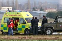 28. ledna 2009: Ke smrtelnému úrazu parašutisty došlo na chrudimském letišti.