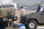 Po seskoku padákem zahynul na chrudimském letišti výsadkář, kterému se neotevřel padák.