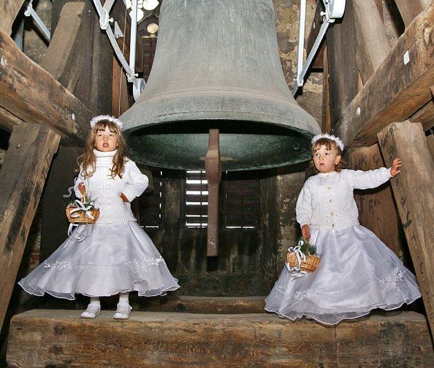 KOUZLO chrudimského kostela Nanebevzetí Panny Marie
