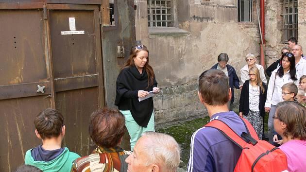 Den otevřených dveří památek přilákal v Chrudimi stovky turistů.