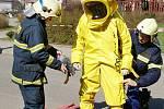 Taktické cvičení Bazén NL 2008.