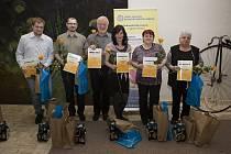 Dobrovolníci získali Křesadlo za rok 2015.