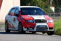 Rallye Železné hory 2020