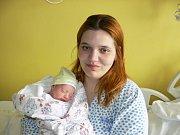 SÁRA SOBOLOVÁ (2,63 kg a 48 cm) – toto jméno vybrali 9.11. ve 23:54 pro svou prvorozenou dceru Ondřej a Iva z Chrudimi.