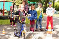 Do parku přišly tisíce dětí