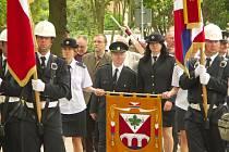 V Lozicích u Luže si připomněli 880. let od první zmínky o obci, oslavy byly zároveň setkáním místních rodáků a oslavou 120. výročí od založení místního Sboru dobrovolných hasičů.
