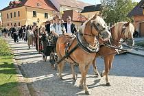 Nasavrky oslavily výročí získání statusu město I. ročníkem Městských oslav.