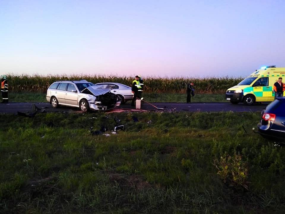 Nehoda u Chrasti, 4. 9. 2019