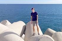 Chrudimák Pavel Pudil nedávno absolvoval v rámci projektu Erasmus třítýdenní stáž na ostrově Madeira