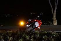 V pátek 2. listopadu došlo u Kočí ke dvěma dopravním nehodám.