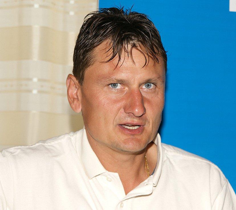 Ředitel turnaje UEFA Futsal Cup Luboš Kubík.