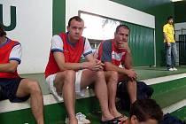 Z futsalového turnaje Grand Prix v Brazílii.