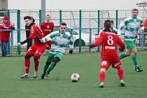 Zápas FK Pardubice B a MFK Chrudim B skončil výhrou Chrudimských 0:1.