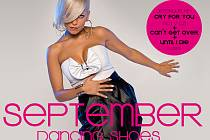 Dancing Shoes - nové album zpěvačky September.