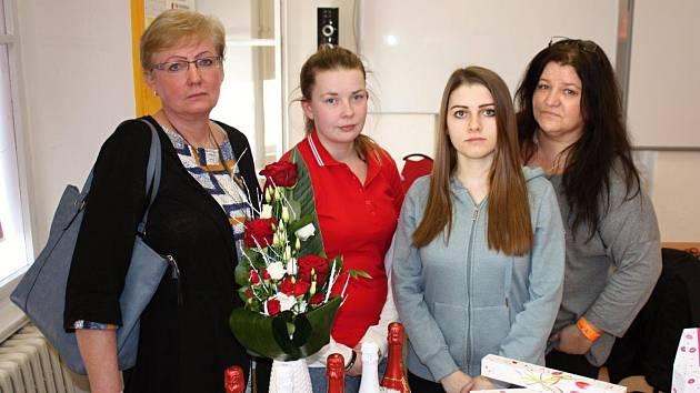 Úspěšné vystoupení chrudimské SOS a SOU v Mladé Boleslavi.
